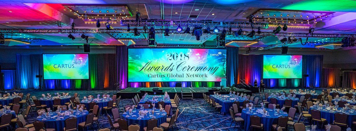 NWVL takes home 2 awards at the 2018 Cartus Award Ceremony